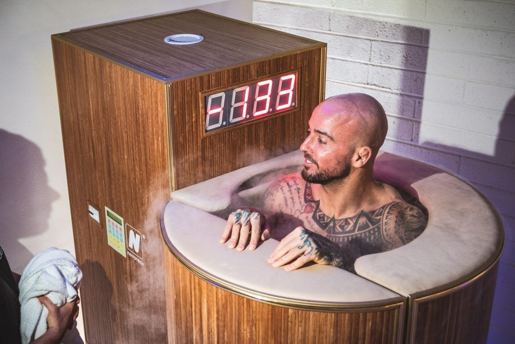 Cryotherapy (formally Apollo Cryo) is a fast and healthy recovery process. Detoxify your whole body.