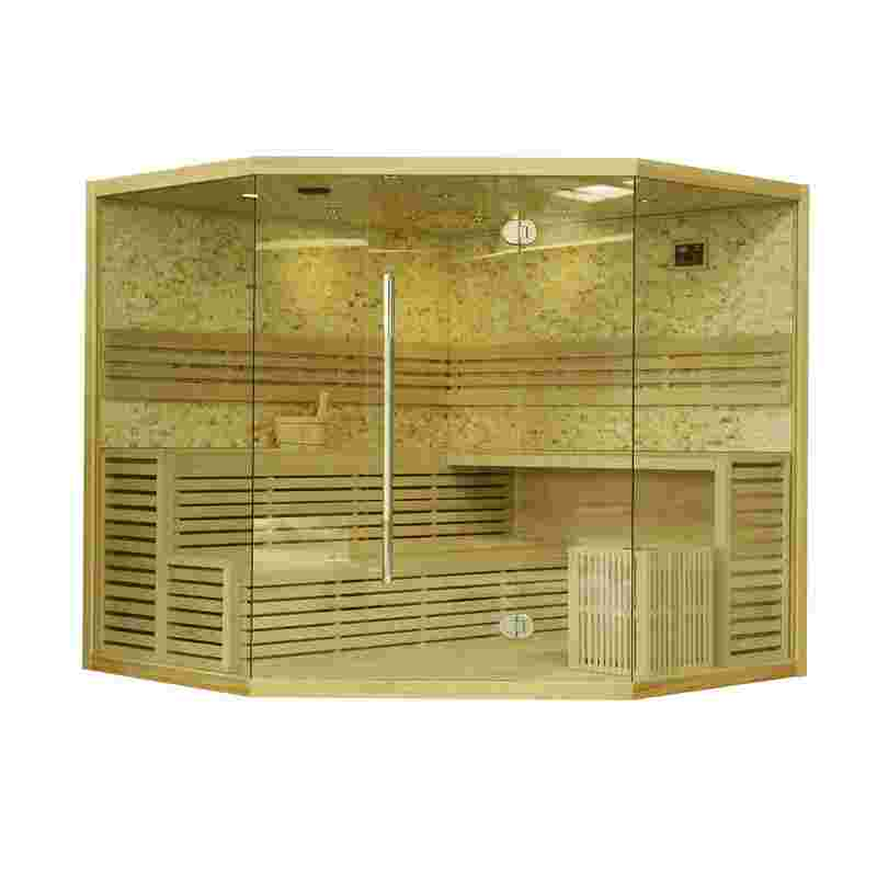 Enjoy the sauna at Apollo Health and Wellness Galway. Use it with our ice tub for contrast therapy